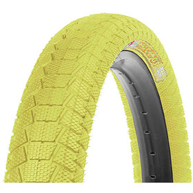 "Kenda Krackpot K-907 Wired-on Tire 20 x 1.95"" kanttråd yellow"